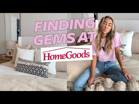 MASSIVE HOMEGOODS HAUL! Affordable home decor | Julia Havens