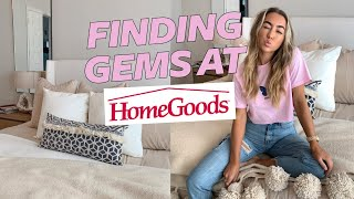 MASSIVE HOMEGOODS HAUL! Affordable home decor | Julia Havens