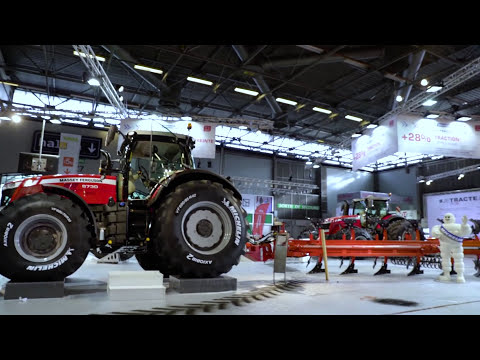 Massey Ferguson SIMA 2017 Highlights (English)