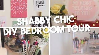 Shabby Chic Diy Bedroom Tour