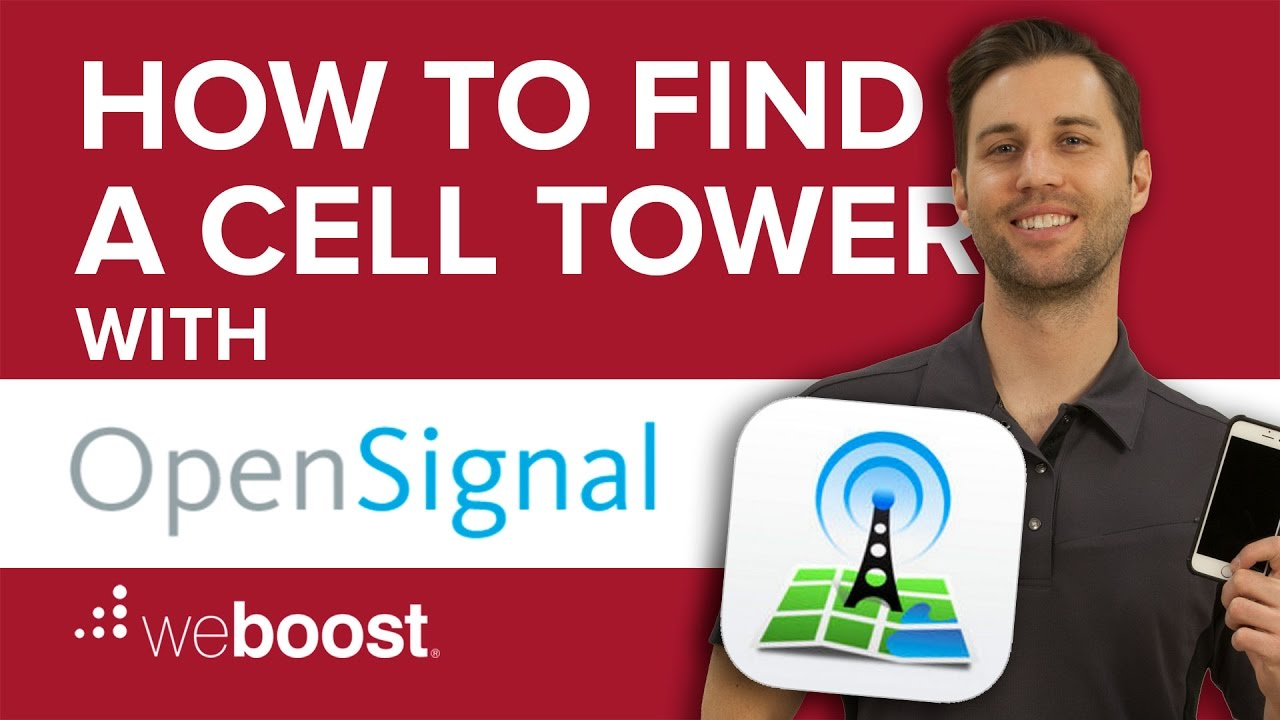 How to Find a Cell Tower using the OpenSignal App | weBoost