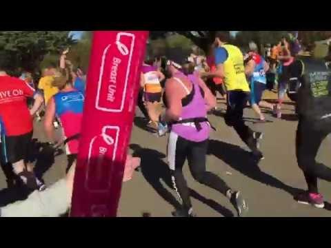 Royal Parks Half Marathon London 2016