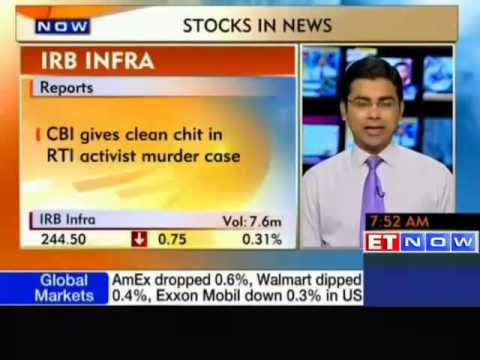 Stocks in news: Coal India, FTIL, IRB Infra