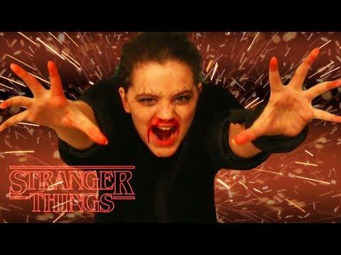 Punk Eleven Stranger Things Season 2 Easy Last Minute Halloween Costume! - 동영상
