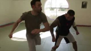 Jess Liaudin Vs Alban Lenoir - Fight rehearsal and final result
