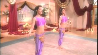 Продвинутый Курс 2 урок  Танец живота