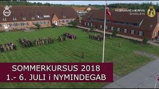 Tilmeld dig Hjemmeværnets Sommerkursus 2018