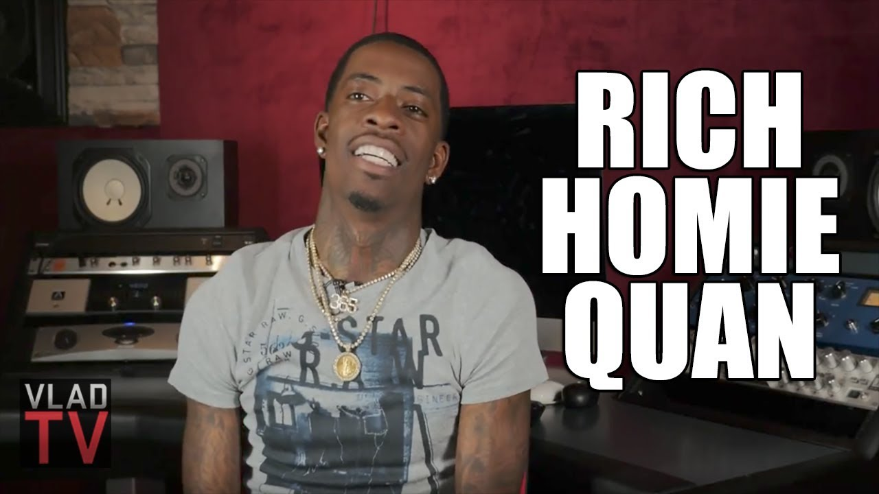 Rich Homie Quan Speaks on Falling Out with Young Thug