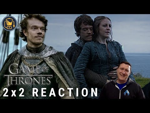 """Game Of Thrones Reaction   2x2 """"The Night Lands"""""""