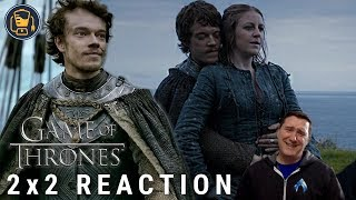 "Game of Thrones Reaction | 2x2 ""The Night Lands"""