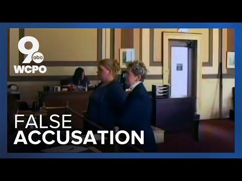Woman given tough sentence for false accusation
