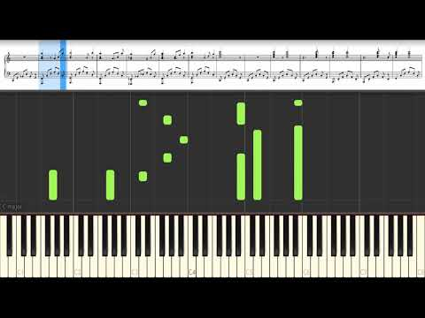 Unchained Melody - Righteous Brothers (Piano Accompaniment & Tutorial)