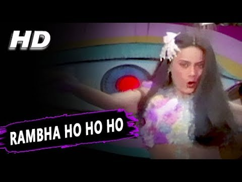 Rambha Ho Ho Ho | Usha Uthup | Armaan 1981 Songs | Shakti Kapoor, Prema Narayan