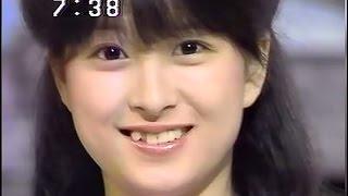 河合奈保子 × チェリーブラッサム = うまい
