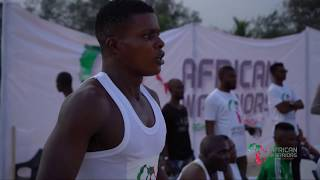 African Warriors Fighting Championship: Coronation of Kings Wrestling highlights