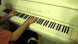Glaze - Heartmender Piano Cover