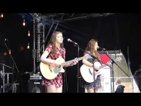 Fly by Maddie and Tae | Amy & Amy | BIG SUMMER SOUNDS, Watford | 17.05.15
