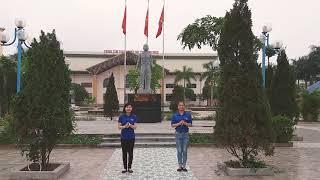 Bài múa Ngày vui mới Trung tâm hoạt động thanh thiếu nhi tỉnh Vĩnh Phúc 2018