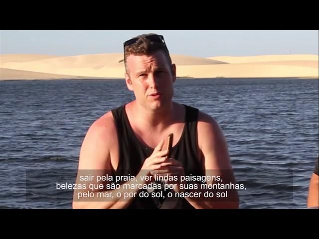 Praia da baleia programa 1