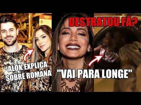 """""""VAI PRA LONGE"""" ANITTA É ACUSADA DE DESTRATAR FÃ e ELE EXPLICA ATITUDE DA CANTORA!"""