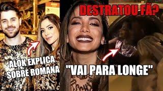 Vai Pra Longe Anitta É Acusada De Destratar FÃ E Ele Explica Atitude Da Cantora