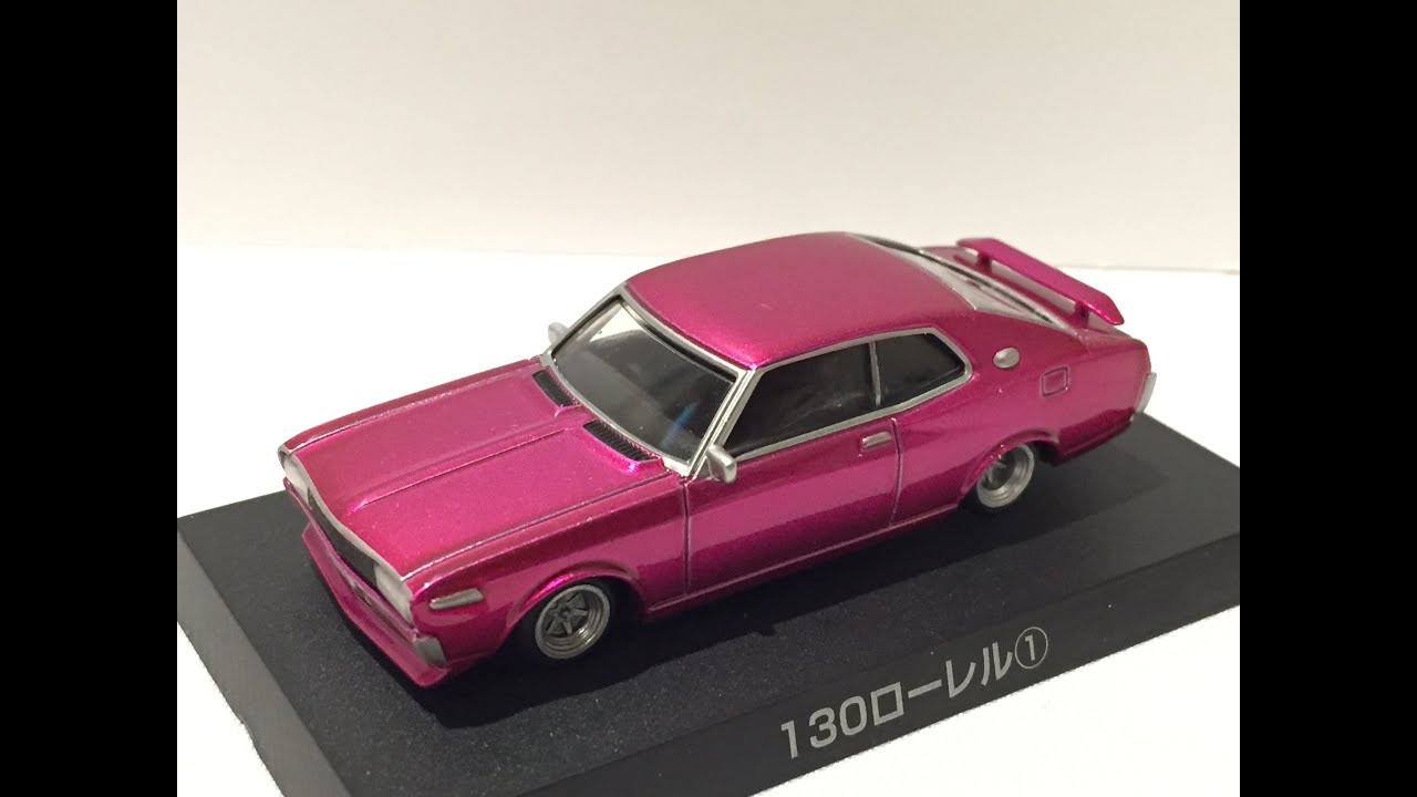 1/64 scale Mystery Japanese 1972 muscle car Toyota, Honda or ...