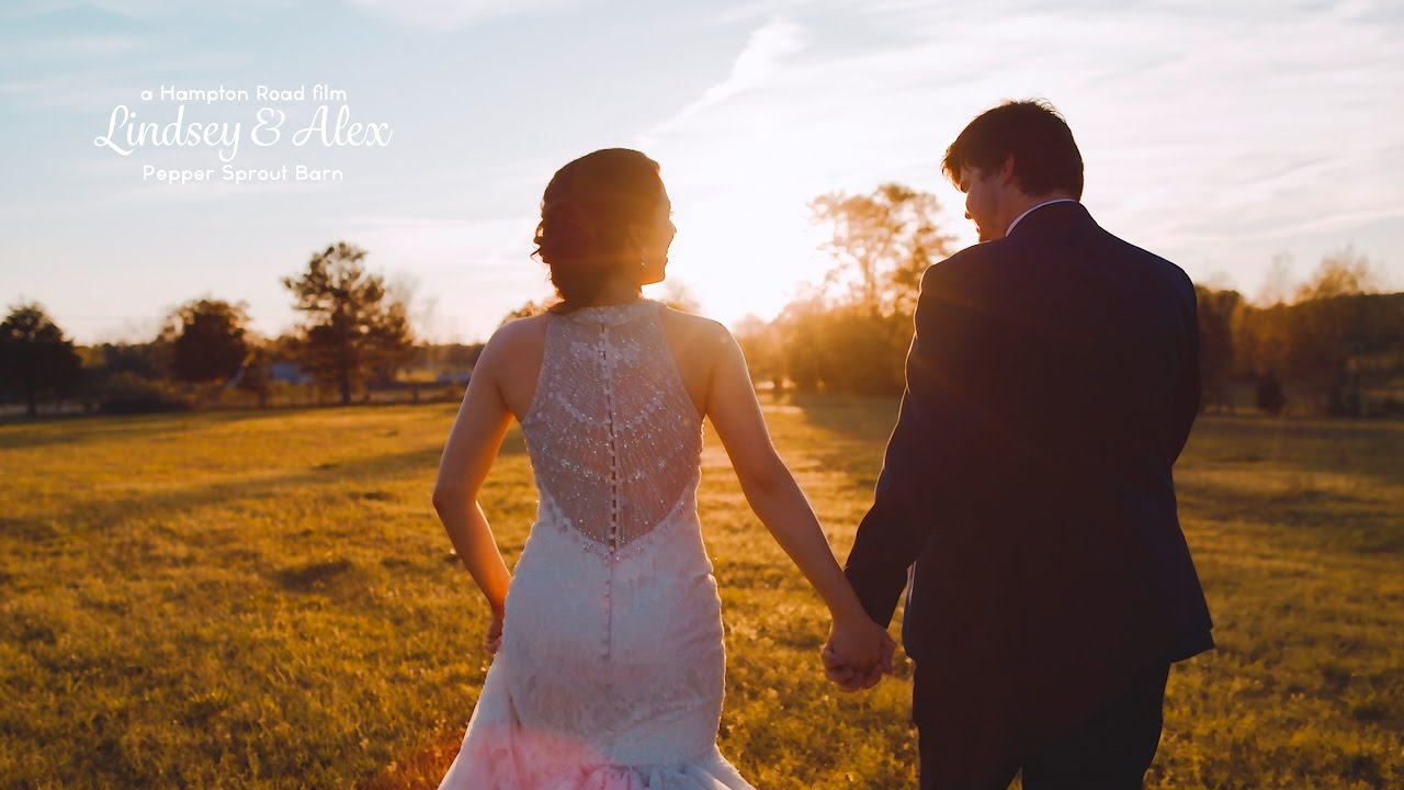 Pepper Sprout Barn Wedding // Lindsey & Alex