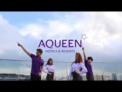 Best Shuffle Dance Singapore Hotel (Aqueen Hotel Paya Lebar - Tez Cadey Seve)