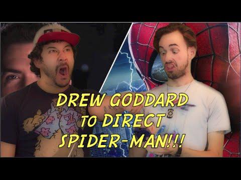 DREW GODDARD TO DIRECT SPIDERMAN DISCUSSION!!!