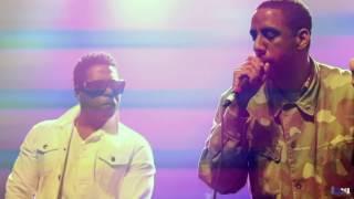Sounds - Ryan Leslie feat. Bobby V Live @ Center Stage (Atlanta, GA)
