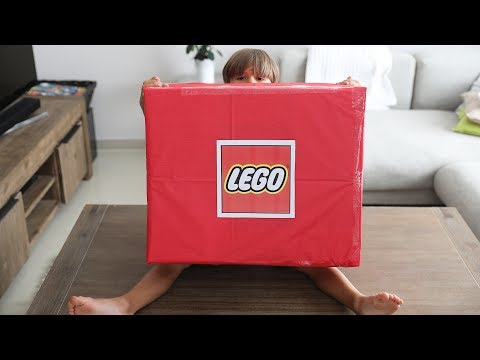 BIG Package From Lego Cars3 Team