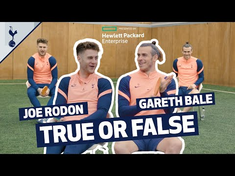 Wales to reach Euro 2020 quarter-finals ...    TRUE OR FALSE?     Gareth Bale and Joe Rodon