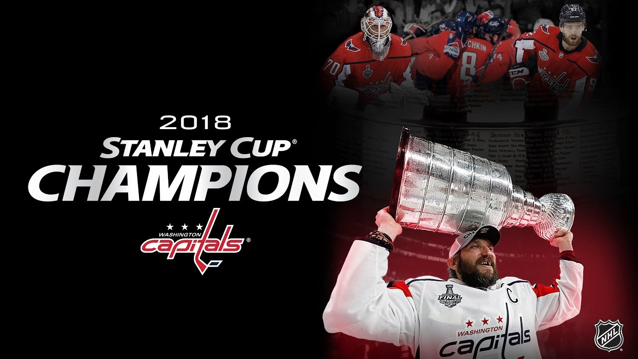 2dfc784c4 Washington Capitals 2018 Stanley Cup Champions Film - Official Trailer