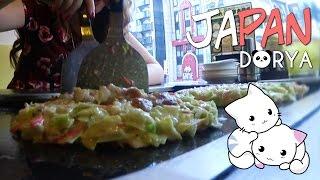 JAPAN ● VLOG 004: Lecker Okonomiyaki & ein bisschen Cat-Café