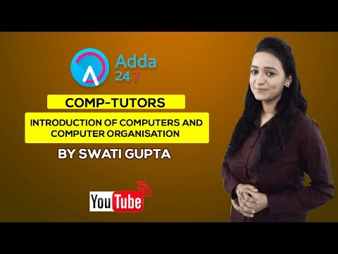 Comp-Tutors: Introduction of Computers and Computer Organisation