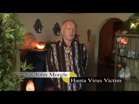 Hantavirus COPD Asthma Treatment Video 2015 Himalayan Salt Puffer Inhaler Changed his Life