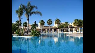 Adriana Beach Club Hotel Resort Все включено 4 Португалия Алгарве обзор отеля территория