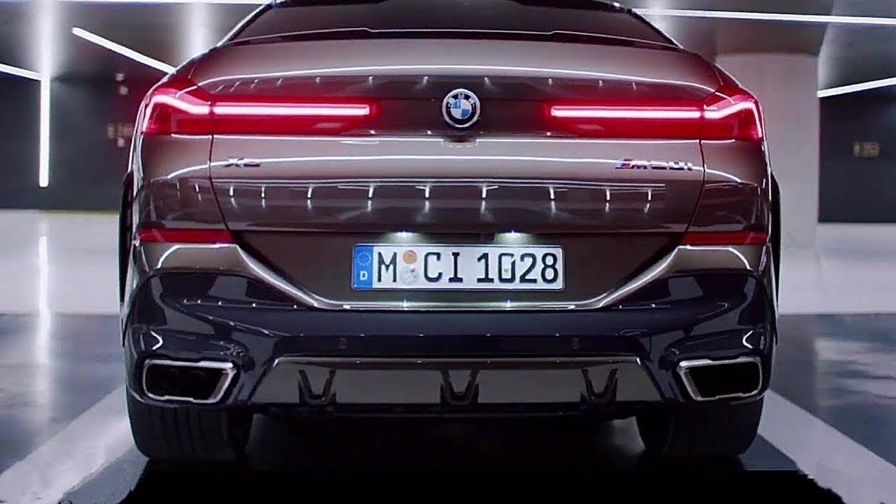 2020 Bmw X6 من أكثر سيارات الدفع الرباعي جاذبية واناقة