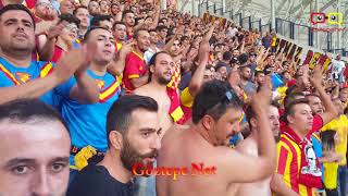 Osmanlıspor 0 2 Göztepe yok böyle tribün