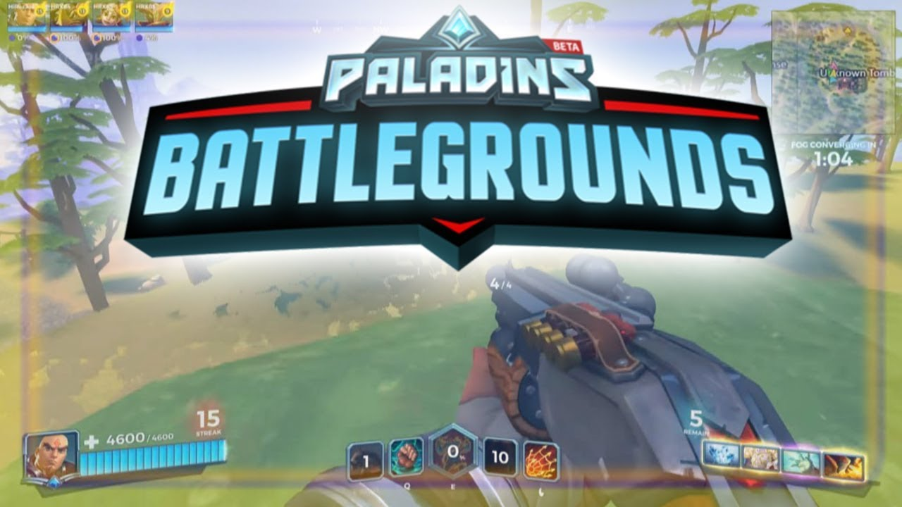GRATUIT BATTLEGROUND TÉLÉCHARGER PALADIN