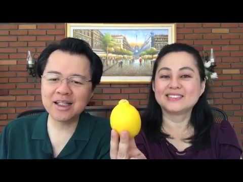 Lemon Water at Calamansi : Sino Pwede at Sino Bawal ?  Payo ni Doc Willie Ong #577