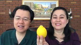 Lemon Water  and Calamansi juice:   by Doc Willie Ong