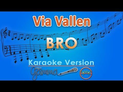 Via Vallen - Bro (Karaoke) | GMusic
