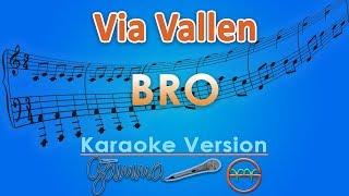 Download lagu Via Vallen - Bro (Karaoke) | GMusic