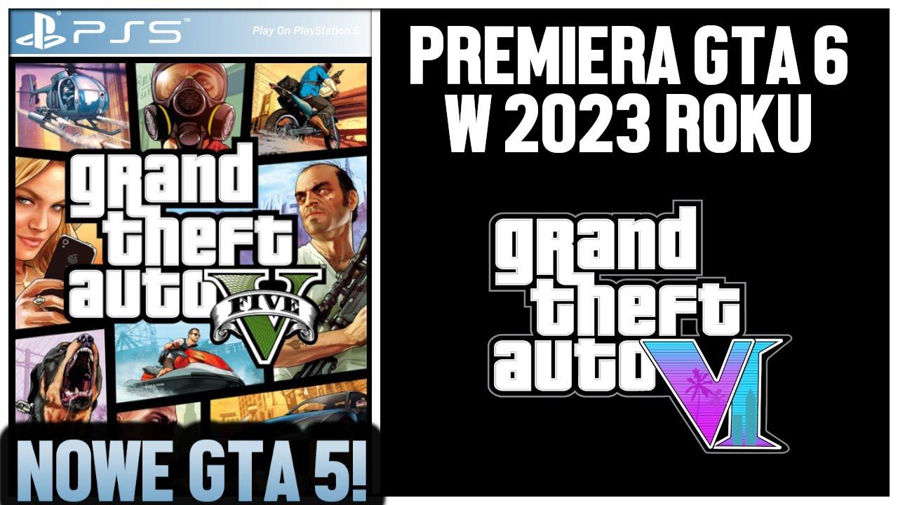 Nowe GTA 5 na PS5 i XBOX'a! Były pracownik Rockstar o GTA 6 - Informacje ze świata GTA #02