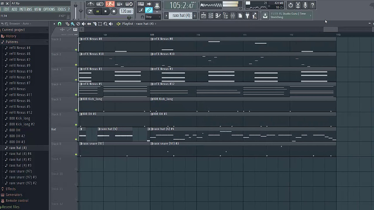 fl studio 20 nexus
