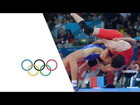 Wrestling Men's Greco-Roman 84 kg Final RUS v EGY Full Replay | London 2012 Olympics