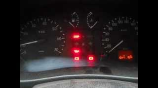 Kangoo 1.9dTi engine start fail