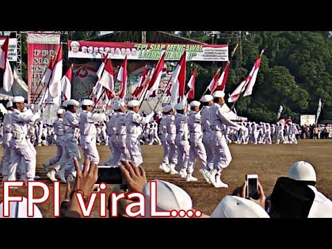 Parade Nasional Laskar Milad FPI Ke 20