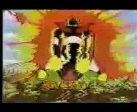 無敵鐵金剛 - 經典卡通主題曲 Mazinger 1